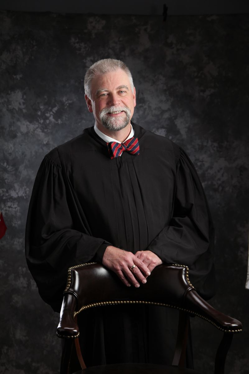 District Judge Curtis R. Gurley