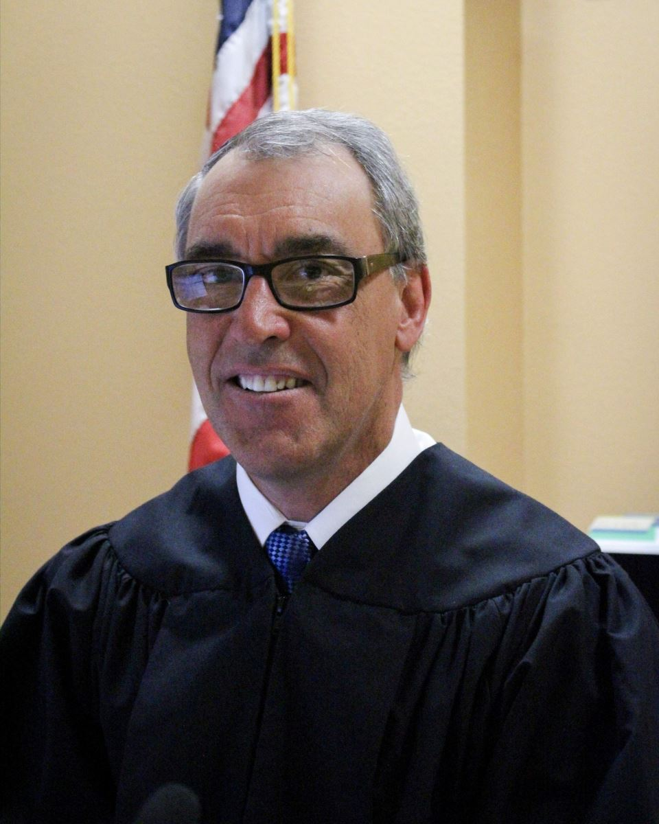 Judge Louis E DePauli, Jr - Div II