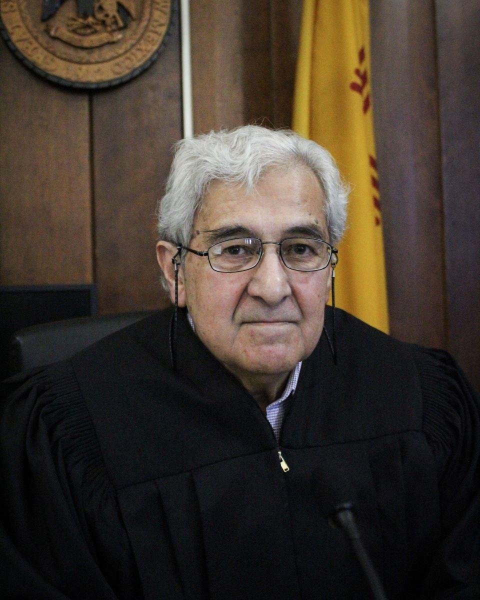 Judge Robert A Aragon - Div VII